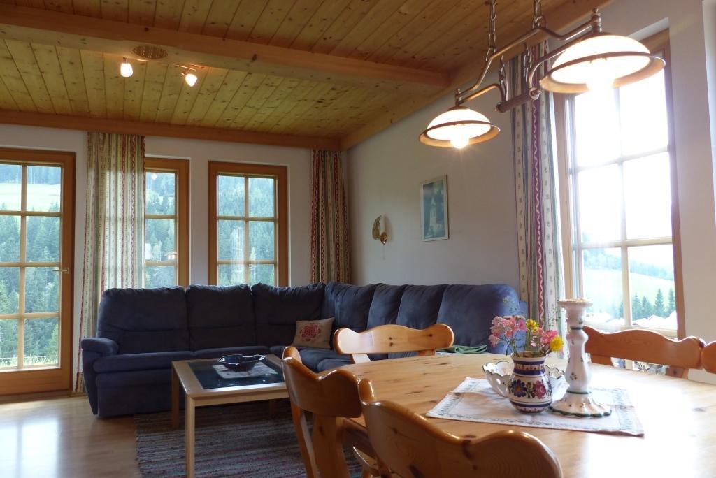 Bauernhof Alker Murtal | Bauernhaus für 2 - 8 Personen mieten
