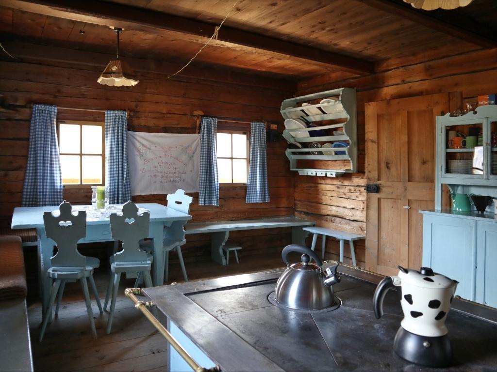 Bergvagabund Villgratental | Almhütte für 2-7 Pers. mieten