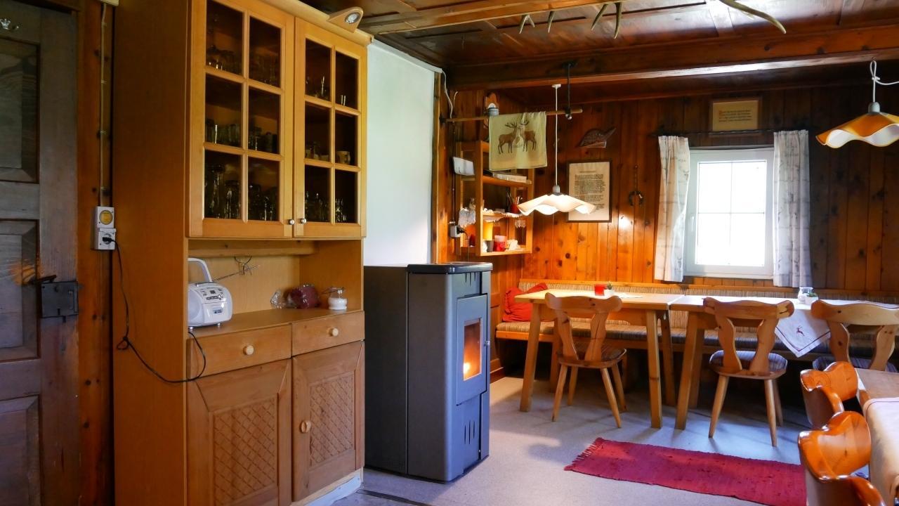 Schönauer Hütte Breitenbach | Selbstversorgerhütte mieten
