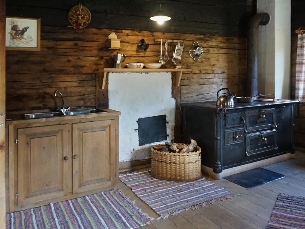 Stall Treffpunkt Küche   Jenewein Alm Villgratental Berghutte Fur 2 6 Personen Mieten