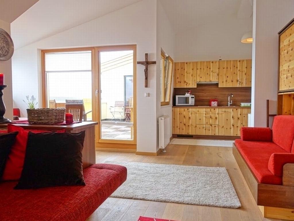 Beppis Hütten Suite in der Naviser Hütte für 1-4 Personen mieten