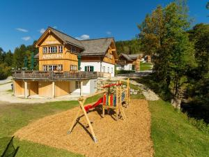 Hagan Lodges Alpine Comfort plus ... für die Kinder ein Paradies