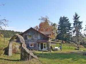 Klettersteig Vogesen : Steinhäusl shila in den vogesen berghütte für pers mieten